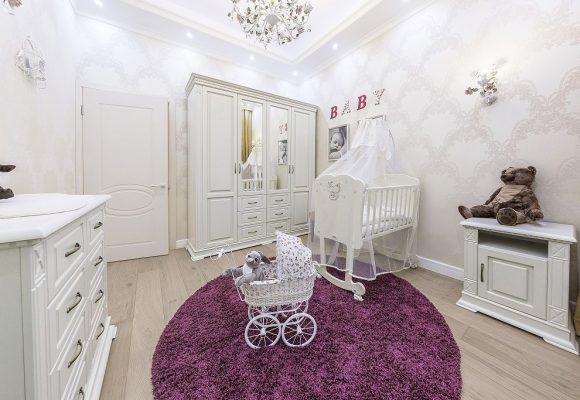 Детская, 3-комнатная квартира в Москве, 84м²