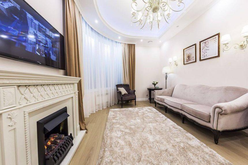 3 комнатная квартира в Москве, 84м2