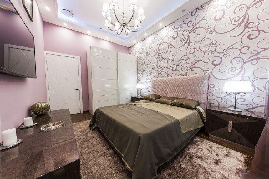 2 комнатная Евро квартира в Москве, 78м²