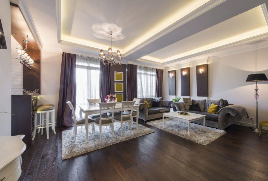 2 комнатные апартаменты в Санкт-Петербурге, 78м²