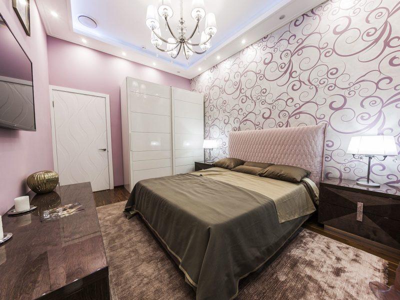 2 комнатная Евро квартира в Москве, 78м2
