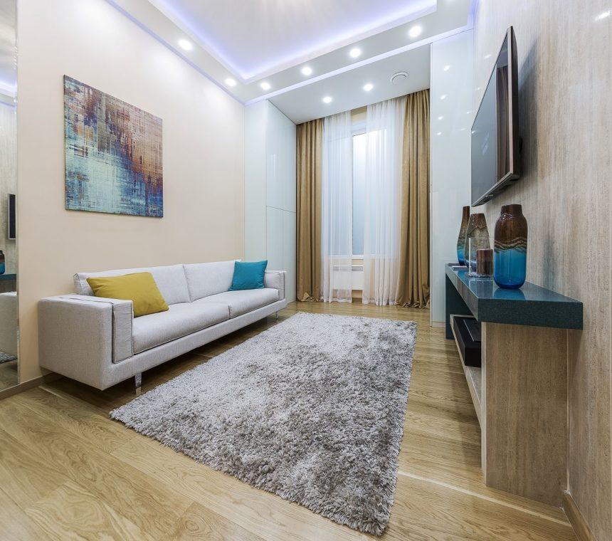 1 комнатная квартира в Москве, 38м²