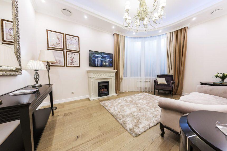 3 комнатная квартира в Москве, 84м²