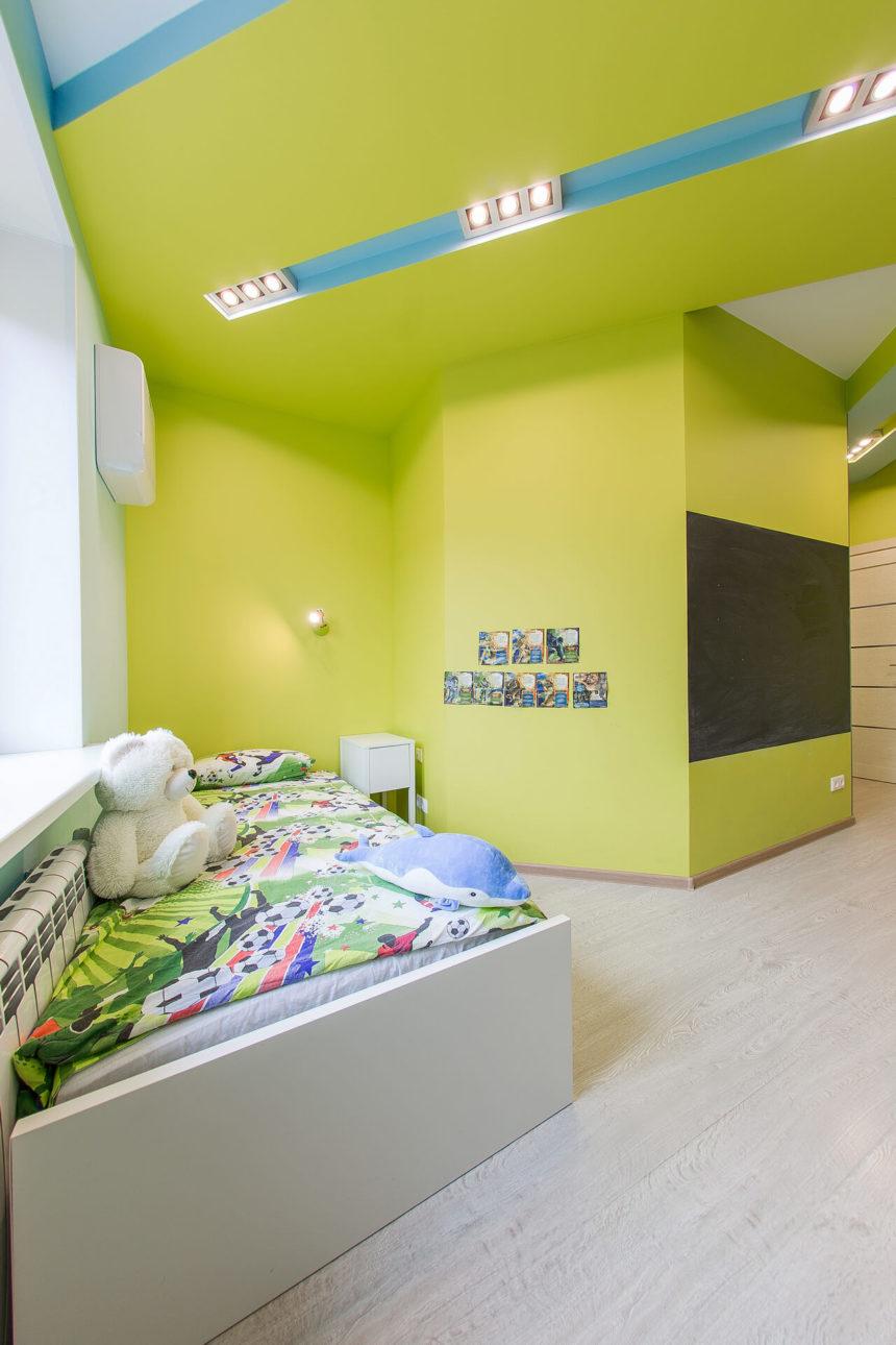 Детская, 3-комнатная евро-квартира в Москве, 68м²