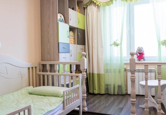 Детская, 3 комнатная квартира в Москве, 85м²